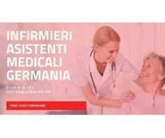 Ingrijitori - Asistenti medicali azile Germania