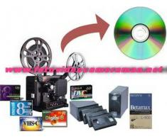 Copieri, transcodari, montaj de pe orice tip de caseta pe dvd