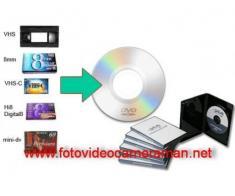 Puteti recupera materialele video de pe casete