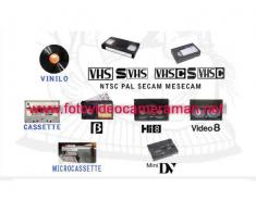 Materiale video si audio transferate pe DVD