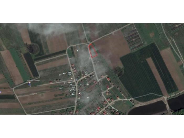 Teren intravilan 1200 mp, sat Corbeanca, Mecheaua, Ilfov - 1/1