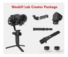 Weebill Lab. Cel mai bun si usor gimbal pentru mirrorless !