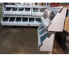 Hota inox de perete Snack-Type 3,50 M PROFI