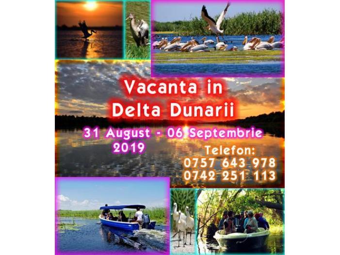 Delta Dunarii 1 – 06 Septembrie – natura, liniste, distractie - - 1/1