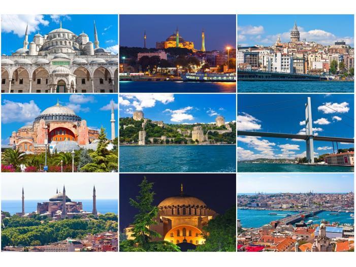 Istanbul de 01 Mai – plecare in 30 aprilie pana in 06 Mai - 1/1
