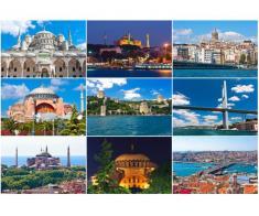 Istanbul de 01 Mai – plecare in 30 aprilie pana in 06 Mai