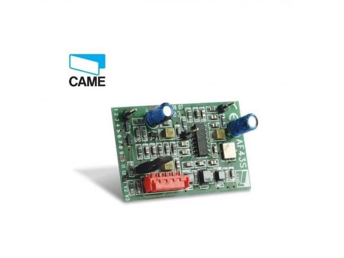 Receptor radio, CAME, 001AF43S - 1/1