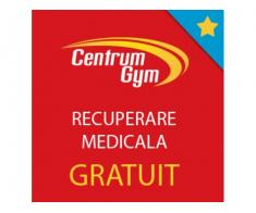 Centrumgym Iasi - Recuperare medicala, Reumatologie, Cardiologie