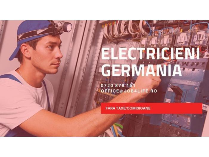 ELECTRICIENI GERMANIA - 1/1