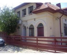 Vila Stil Brancovenesc,Eforie Sud P+M/anexa,12 cam,654mp teren