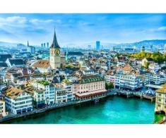 Manipulare marfa tip depozit Zurich-Elvetia