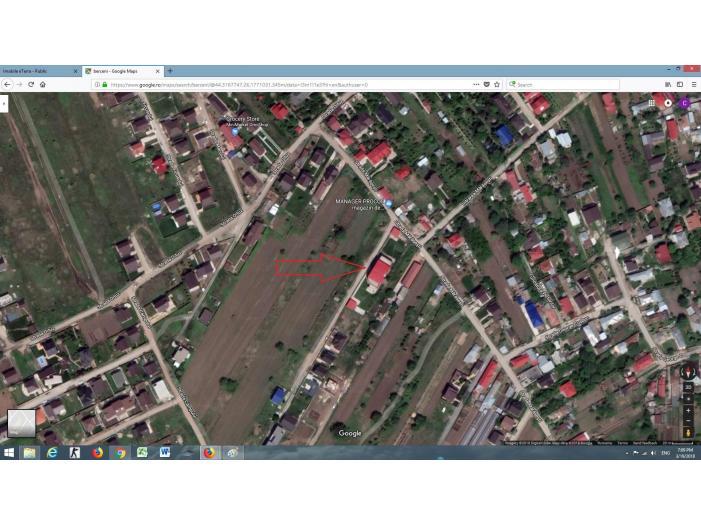 Vand urgent teren, comuna Berceni - 5/5
