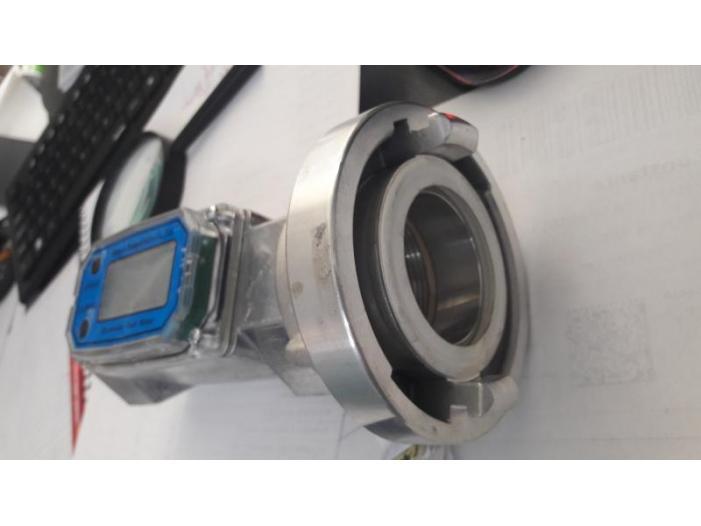 Contor Debitmetru digital  Hidrant Pompieri apa lapte - 1/1