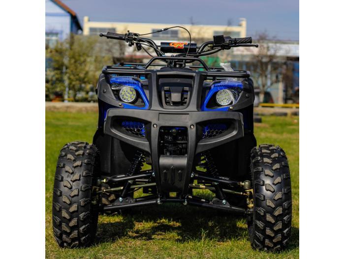 Atv Kxd Model:Mega Grizzly 125cc/Roti 10 Inch - 1/4