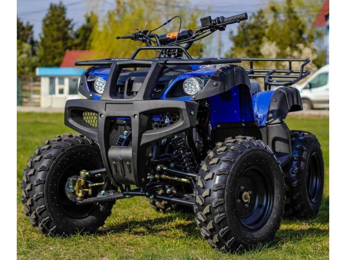 Atv Kxd Model:Mega Grizzly 125cc/Roti 10 Inch - 2/4