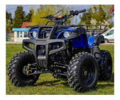 Atv Kxd Model:Mega Grizzly 125cc/Roti 10 Inch