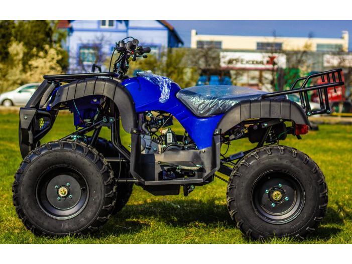 Atv Kxd Model:Mega Grizzly 125cc/Roti 10 Inch - 4/4