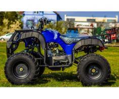 Atv Kxd Model:Mega Grizzly 125cc/Roti 10 Inch - Poza 4/4