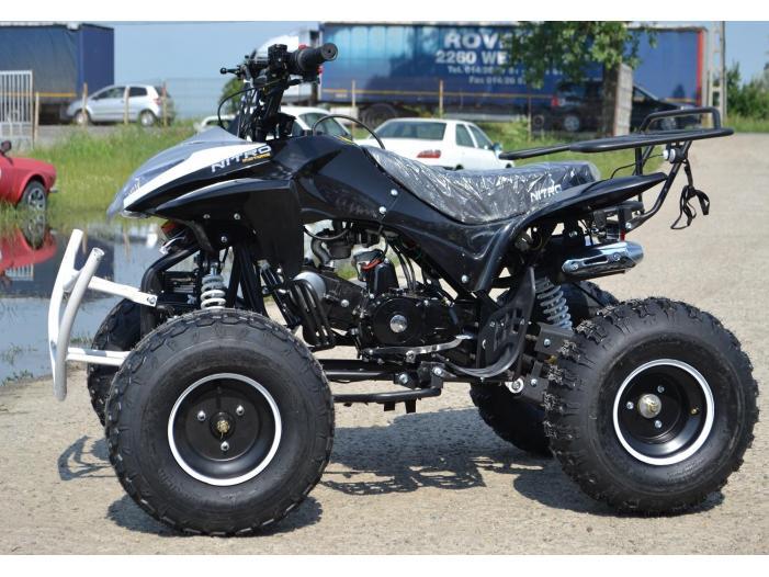 Model:Alyen Atv Kxd 125cc /Roti de 8 Inch - 3/3