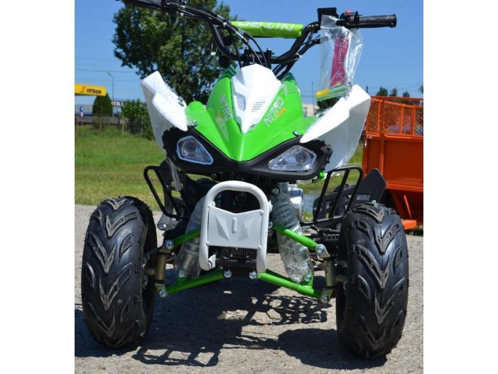 Atv Kxd Model:Speedy 125cc/Roti de 7 Inch - 2/4