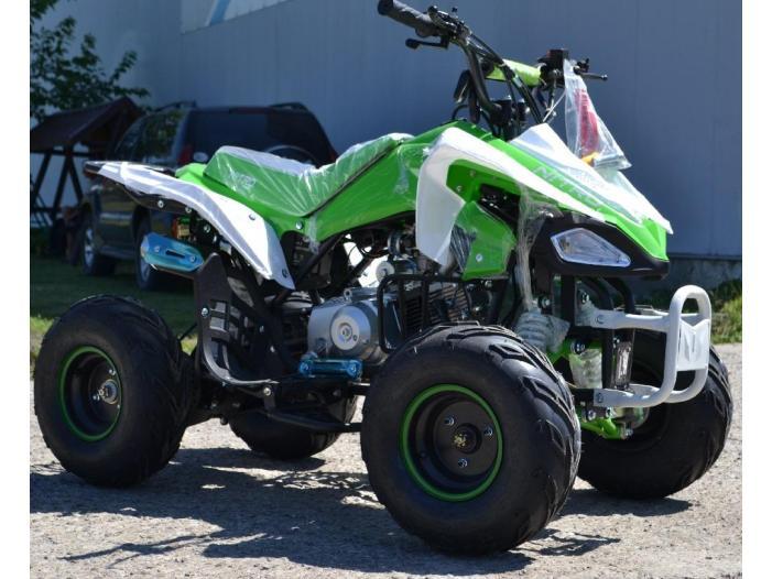 Atv Kxd Model:Speedy 125cc/Roti de 7 Inch - 3/4