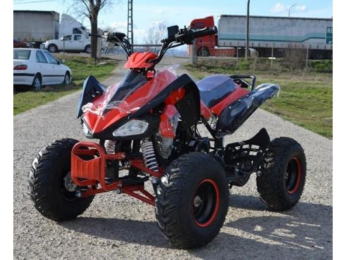 Atv Nitro Model:Raptor 125cc/Roti de 8 Inch - 1/3