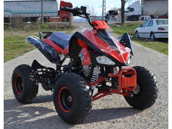Atv Nitro Model:Raptor 125cc/Roti de 8 Inch - 2/3