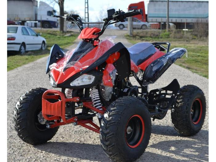 Atv Nitro Model:Raptor 125cc/Roti de 8 Inch - 3/3