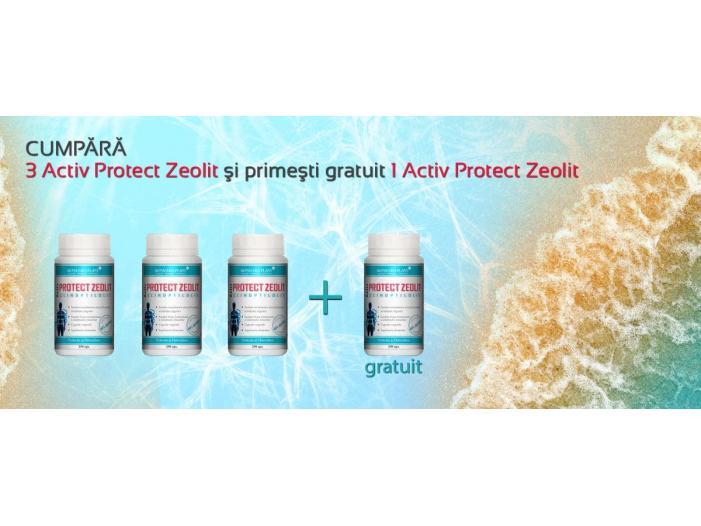 Oferta Zeolit Silicic 180 capsule 2+1 gratuit - 2/2