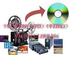 Amintirile salvate pe DVD