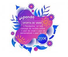 Revista ta online - Pandazine