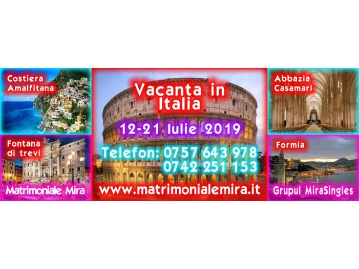 Last minute - Vacanta Italia - 12-21 Iulie 2019 - 1/1