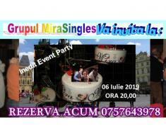 Eveniment Inedit Mira Singles - Cluj Napoca