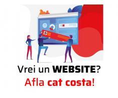 Realizam websiteuri de prezentare