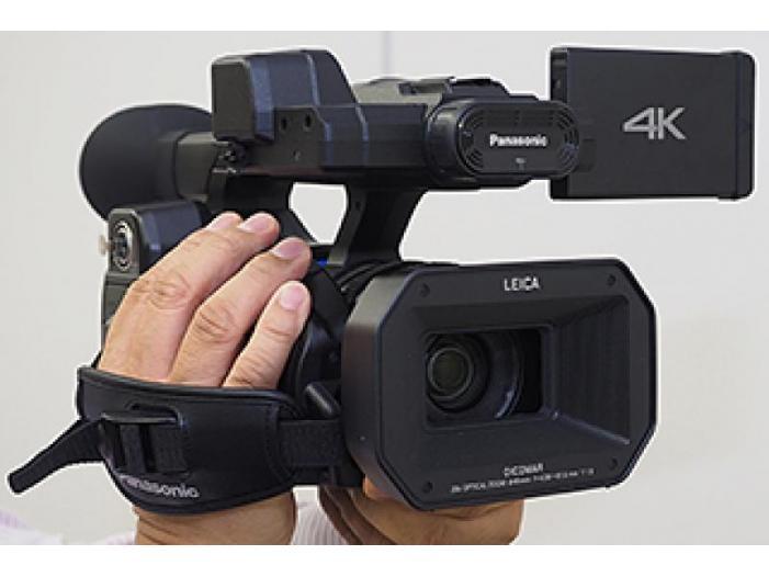 Panasonic HC-X1 4K Pro Camcorder. Conventional wisdom. - 1/3