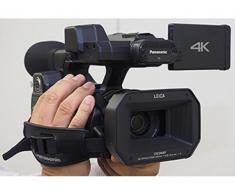 Panasonic HC-X1 4K Pro Camcorder. Conventional wisdom.