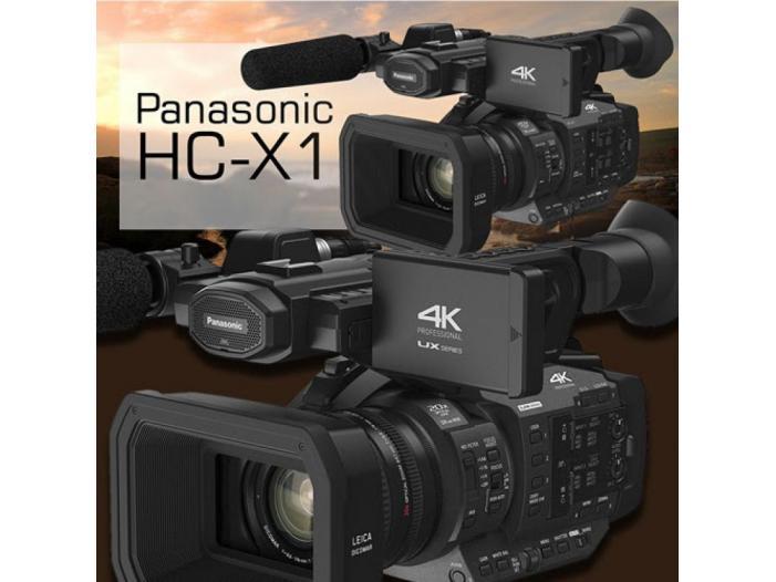 Panasonic HC-X1 4K Pro Camcorder. Conventional wisdom. - 2/3
