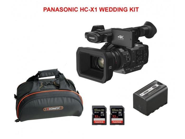 Panasonic HC-X1 4K Pro Camcorder. Conventional wisdom. - 3/3