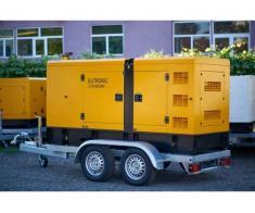 Inchirieri generatoare mobile trifazate 16kw/ 20kw/ 40kw/ 60kw/ 90kw/ 150kw