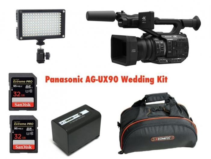 Panasonic AG-UX90 si Sony HXR-NX200. Camere video Pro - 1/3