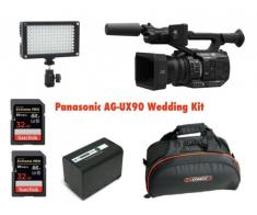 Panasonic AG-UX90 si Sony HXR-NX200. Camere video Pro - Poza 1/3