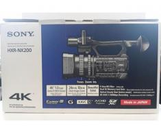 Panasonic AG-UX90 si Sony HXR-NX200. Camere video Pro - Poza 2/3
