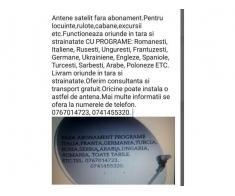 ANTENE FARA ABONAMENT-0767014723 - Poza 1/4