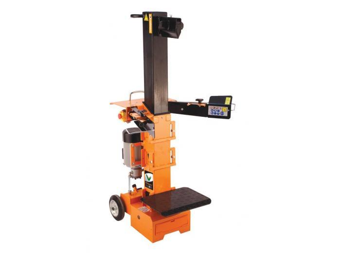 Despicator hidraulic pentru lemne  8 T - 1/1