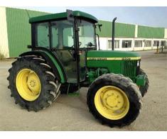 John Deere 5400, An: 2000, 4350 Ore, 4WD