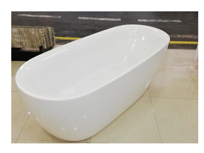 Cada baie compozit ovala 170x70 cm, Pret redus - 2/4