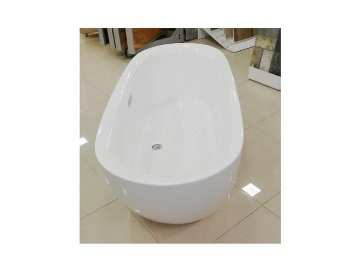 Cada baie compozit ovala 170x70 cm, Pret redus - 3/4