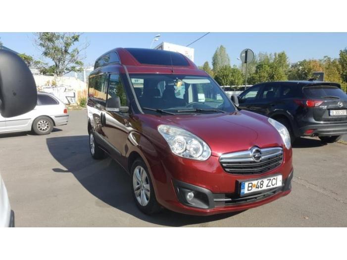Opel Combo 2013, unic propietar, 74200 km, 1.6 CDTI, 105 CP, - 1/3