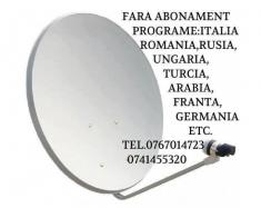 ANTENE TV SI RADIO FARA ABONAMENT-0767014723