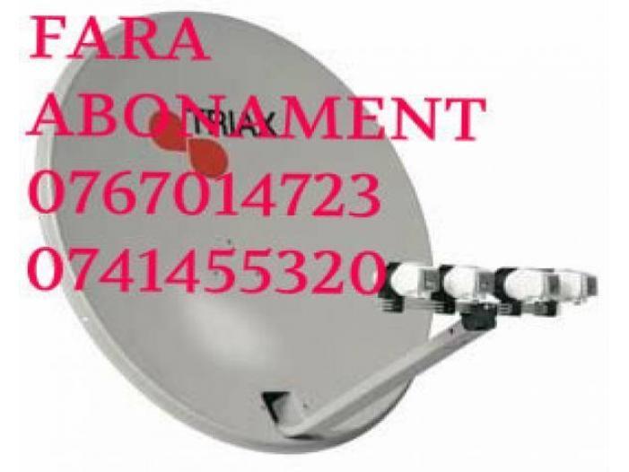 Antene satelit fara abonament, 0767014723 - 2/4